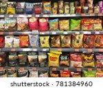 taipo  hong kong on 17th dec...   Shutterstock . vector #781384960