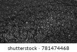 surface cracked and rough of... | Shutterstock . vector #781474468
