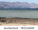 red sea   mountains landscape.  ... | Shutterstock . vector #781510600