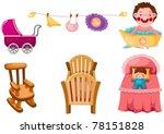 illustration of isolated... | Shutterstock .eps vector #78151828