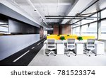 interior building space office | Shutterstock . vector #781523374