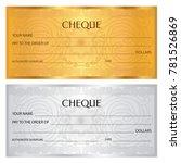 check  cheque   chequebook... | Shutterstock .eps vector #781526869