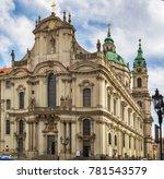 The Church Of Saint Nicholas Is ...