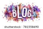 vector creative illustration of ... | Shutterstock .eps vector #781558690