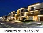 moscow region   november 13 ...   Shutterstock . vector #781577020