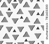 seamless repeating pattern with ... | Shutterstock .eps vector #781603300