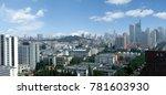 modern china landscape | Shutterstock . vector #781603930