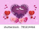 Illustration Symbol Of Love...