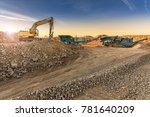 Excavator And Machine To...