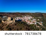 aerial view of the belver... | Shutterstock . vector #781738678