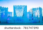 Ice Castle Quebec City