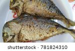 deep fried tuna fish | Shutterstock . vector #781824310