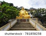 Large Laughing Buddha Statue A...