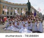 odessa ukraine   may 29  annual ... | Shutterstock . vector #78188884