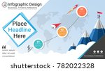 business infographics template  ...   Shutterstock .eps vector #782022328