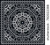 black and white background ... | Shutterstock .eps vector #782022388
