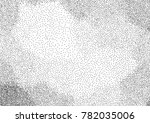 dotted halftone background.... | Shutterstock .eps vector #782035006