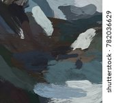 oil painting on canvas handmade.... | Shutterstock . vector #782036629