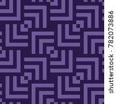vector seamless pattern. modern ...   Shutterstock .eps vector #782073886
