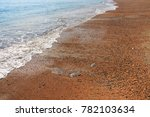 a photograph of the sea and... | Shutterstock . vector #782103634