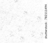 grunge black and white pattern. ... | Shutterstock . vector #782111494