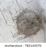 iron rust steel rust steel... | Shutterstock . vector #782143570