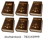 Law Books Is An Illustration O...