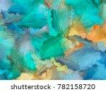 abstract texture background.... | Shutterstock . vector #782158720