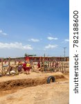 Small photo of Kenya, 2015, February: Food market in the Kenyan countryside
