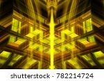 graphic background gold.... | Shutterstock . vector #782214724