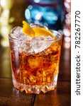 cocktail in the bar | Shutterstock . vector #782267770