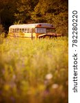 Abandoned School Bus  The...