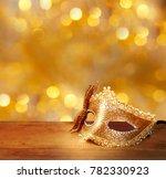 traditional female carnival... | Shutterstock . vector #782330923