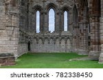 graceful arches of the whitby... | Shutterstock . vector #782338450