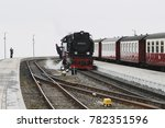 brocken  germany   april 21 ... | Shutterstock . vector #782351596