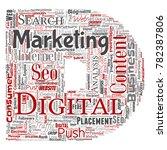 concept or conceptual digital...   Shutterstock . vector #782387806