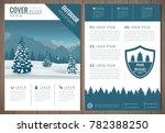 outdoors flyer design with... | Shutterstock .eps vector #782388250
