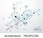 industrial and engineering... | Shutterstock . vector #782391760