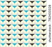 geometric background. seamless... | Shutterstock .eps vector #782433328