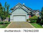 garage  garage doors and... | Shutterstock . vector #782462200