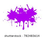 violet color vector | Shutterstock .eps vector #782483614