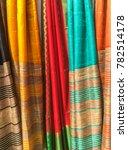 saari  an indian traditional... | Shutterstock . vector #782514178
