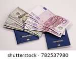the passport  a travel  money ...