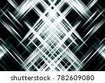 abstract grey background with... | Shutterstock . vector #782609080