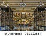 mexico city  mexico   november... | Shutterstock . vector #782613664