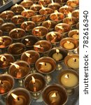 Small photo of Candle Lightening mind for spiritual