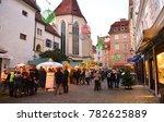 graz  austria   december 17. ... | Shutterstock . vector #782625889