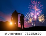 see fireworks and celebrations. | Shutterstock . vector #782653630