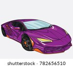 vector illustration of... | Shutterstock .eps vector #782656510