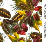 Tropical Leaves Pattern...